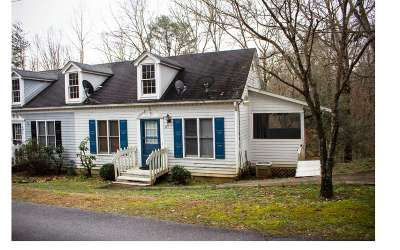 Murphy Single Family Home For Sale: 54 Gooseberry Road