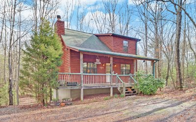 Union County Single Family Home For Sale: 124 New Jewell Mason Rd