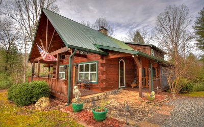 Blue Ridge Single Family Home For Sale: 456 White Pine Trail