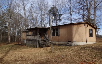 Blairsville Single Family Home For Sale: 126 Triple R Garage Dr