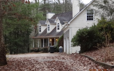 Blue Ridge Single Family Home For Sale: 135 Shady Oak Lane