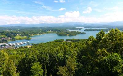 Hiawassee Single Family Home For Sale: 3153 Blue Ridge Trail