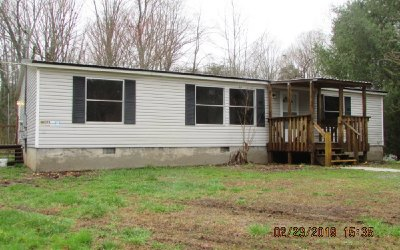 Ellijay Single Family Home For Sale: 1981 Roundtop Road