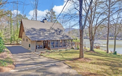 Hayesville Single Family Home For Sale: 116 Caboose Lane