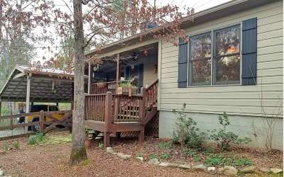 Ellijay Single Family Home For Sale: 38 Francis Way