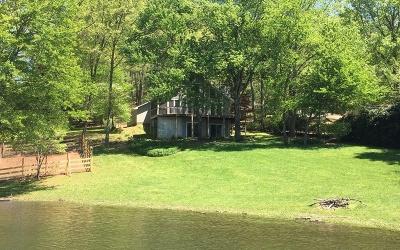 Hayesville Single Family Home For Sale: 54 Shoreline Lane