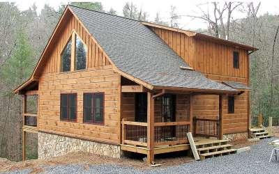 Blue Ridge Single Family Home For Sale: 7414 Aska Rd