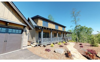Ellijay Single Family Home For Sale: 136 Painters Trace