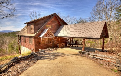 Mineral Bluff Single Family Home For Sale: 245 Big Timber Road