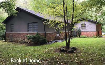 Blue Ridge Single Family Home For Sale: 1605 Maxwell Road