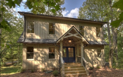 Blue Ridge Single Family Home For Sale: 1080 Dry Branch Road