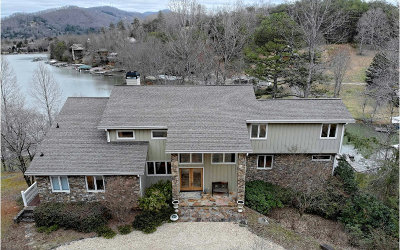 Hiawassee Single Family Home For Sale: 319 Bursey Rd