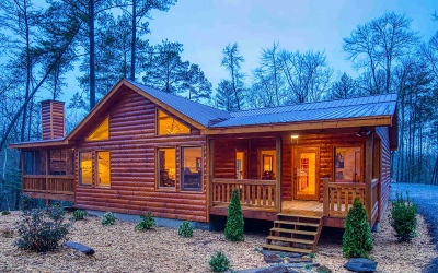 Blue Ridge Single Family Home For Sale: 293 Lonesome Dove Way
