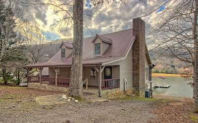 Hiawassee Single Family Home For Sale: 485 Twin Oaks Rd