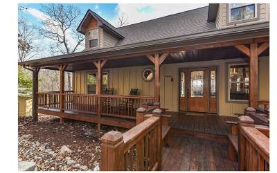 Blue Ridge Single Family Home For Sale: 209 Coldwater Creek Dr