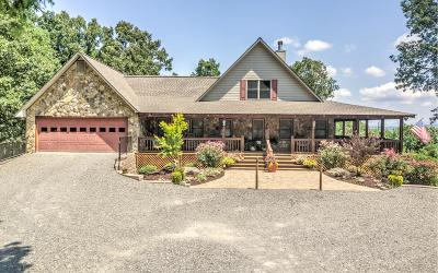 Pickens County Single Family Home For Sale: 465 Chuck Rd