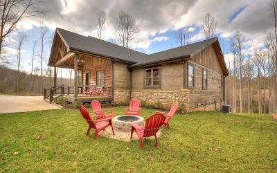 Blue Ridge Single Family Home For Sale: 371 Windfield Circle