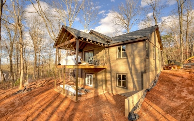 Blue Ridge Single Family Home For Sale: 130 Grayson Point