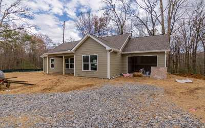 Ellijay Single Family Home For Sale: 21 Shepherd Road