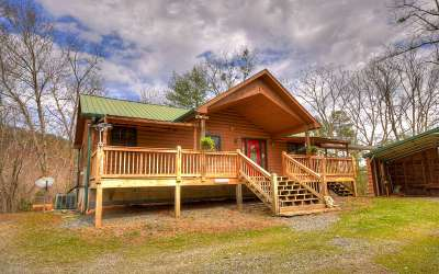 Ellijay Single Family Home For Sale: 12304 Tails Creek Rd.