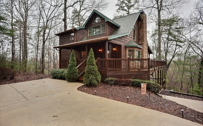 Gilmer County Single Family Home For Sale: 82 N Lemmon Lane
