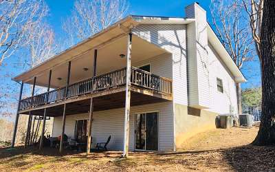 Hiawassee Single Family Home For Sale: 97 Windjammer Drive