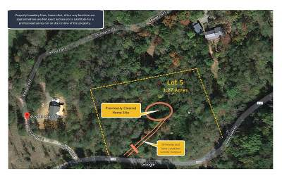 Residential Lots & Land For Sale: Lt5 Greasy Creek Rd