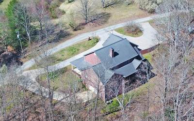 Gilmer County Single Family Home For Sale: 186 Berry Hill Rd