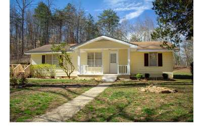 Murphy Single Family Home For Sale: 285 Oak Grove Road