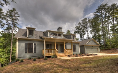 Ellijay Single Family Home For Sale: 470 Appaloosa Drive