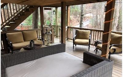 Blue Ridge Single Family Home For Sale: 28 Briar Creek Road