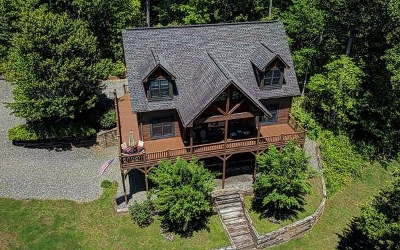 Hiawassee Single Family Home For Sale: 56 Scenic View Road