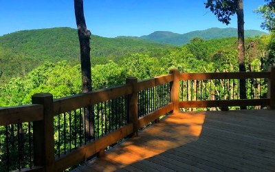 Blue Ridge Single Family Home For Sale: Bell Camp Ridge
