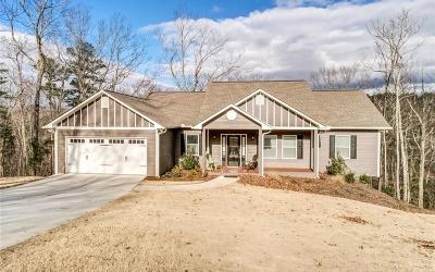 Pickens County Single Family Home For Sale: 77 Winchester Ridge S