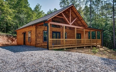 Cherokee County Single Family Home For Sale: 270 Walk Trail