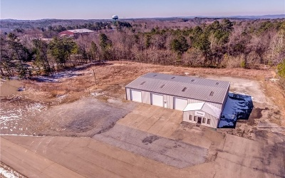 Pickens County Commercial For Sale: 120 Appalachian Court