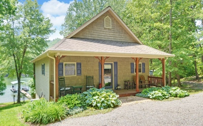 Towns County Single Family Home For Sale: 1136 Dogwood Trail