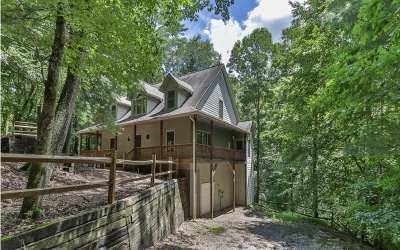 Gilmer County Single Family Home For Sale: 340 Cold Stream Court