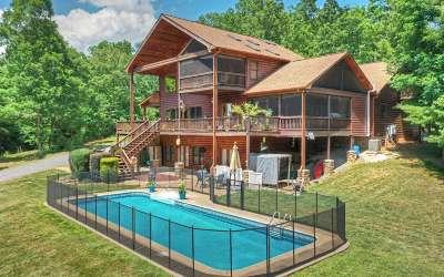 Fannin County Single Family Home For Sale: 245 Eldridge Road