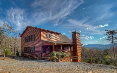 Fannin County Single Family Home For Sale: 115 Cohutta Overlook Tra