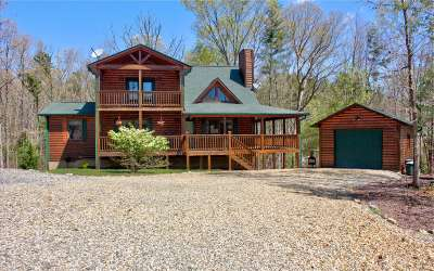 Fannin County Single Family Home For Sale: 211 Wrought Iron Trail