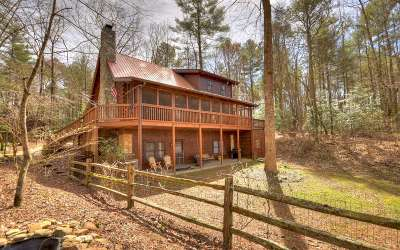 Gilmer County Single Family Home For Sale: 142 Ballew Lane