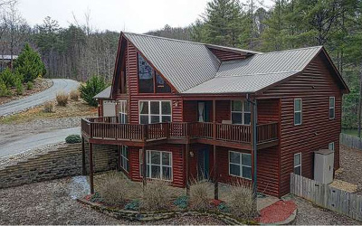 Blairsville Single Family Home For Sale: 104 Red Twig Road