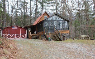Union County Single Family Home For Sale: 84 Owl Roost Trail