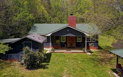 Union County Single Family Home For Sale: 35 Old Skeenah Gap