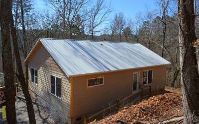 Murphy NC Single Family Home For Sale: $168,900