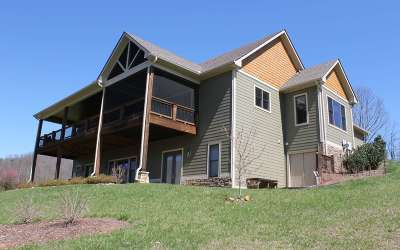 Hayesville Single Family Home For Sale: 153 Meadow Ridge Dr
