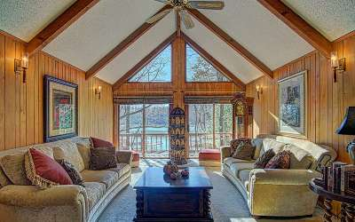 Blairsville Single Family Home For Sale: 100 Lake Vista Drive