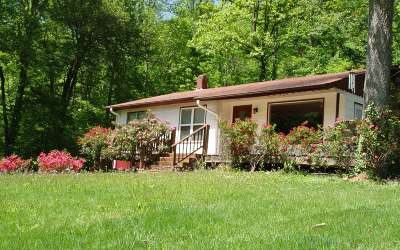 Towns County Single Family Home For Sale: 3684 Fodder Creek Road