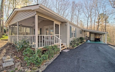 Union County Single Family Home For Sale: 583 Lakeside Drive